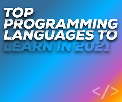 Top Programming languages to learn in 2021