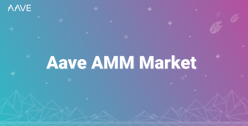 Aave AMM Market Released