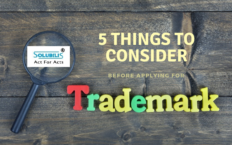 Things to know before Trademark Registration in Coimbatore | by solubilisseo | Medium