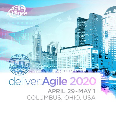 deliver:Agile 2020, April 28-May 1 in Columbus, Ohio