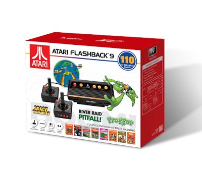 The Edge Atari Flashback 9 Chad Armel Medium