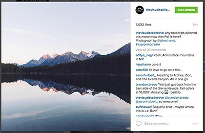 """70d0ae894be435 Like the say in their own description: """"You create. We curate. """" Use the  hashtag #peoplescreatives and you get the chance to get featured and get  tons of ..."""