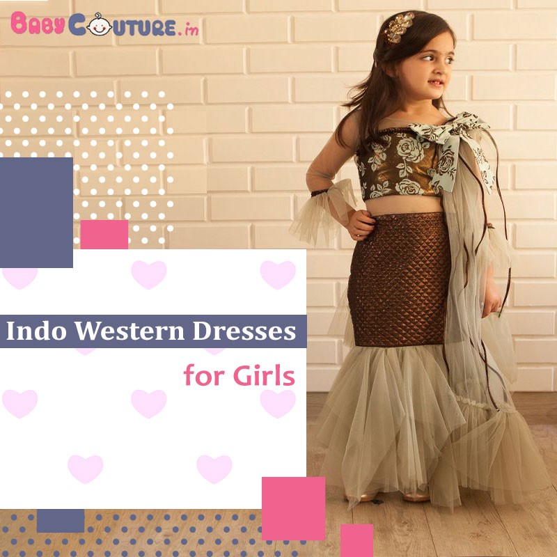 Indo Western Dresses — The Latest