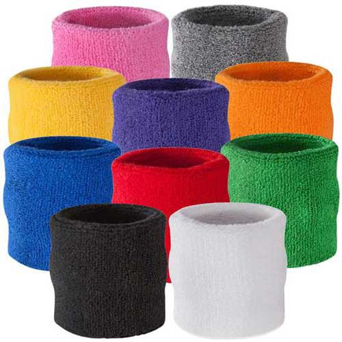 Sweatbands are Great Across a Range of Sports