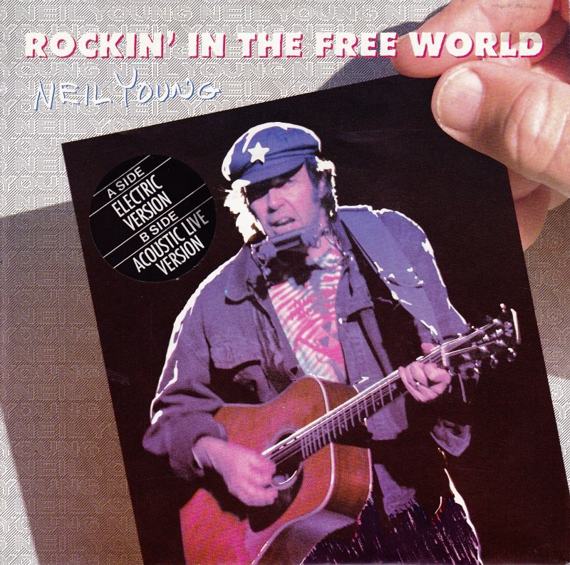 keep on rockin in the free world neil young