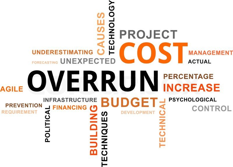 Cost overrun can t help falling in love