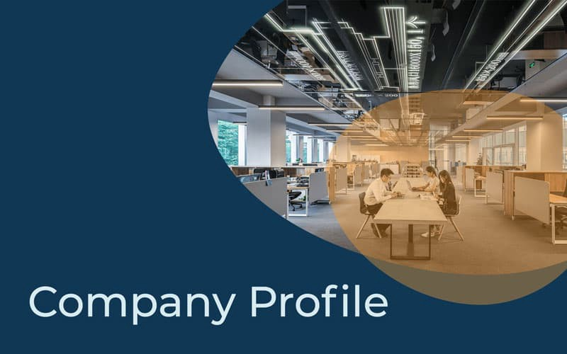 What Is A Company Profile Template Slidebean Medium