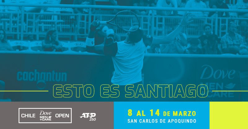 """TENNIS@LIVE]""""Chile Dove Men+Care Open"""" lIVE fREE bY rEdDiT [Official@Streams] 