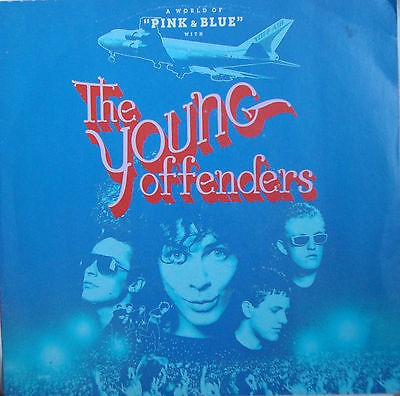 The Young Offenders—'Pink and Blue' music review