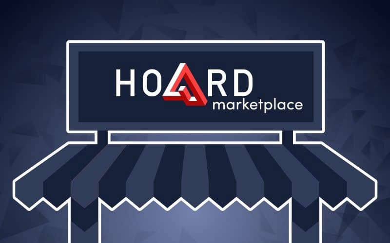 Hoard Marketplace is Live!