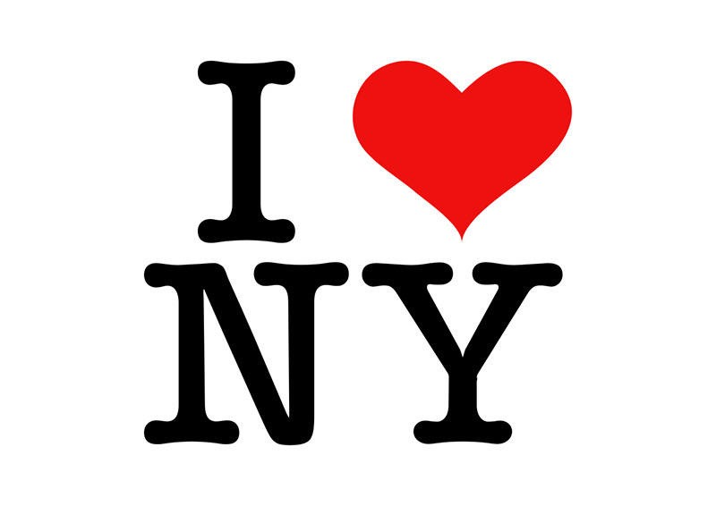 The I Love New York Logo Is An Iconic, Widely-Imitated Tourism Symbol
