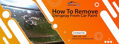 Professionals Know How To Remove Overspray From Car Paint