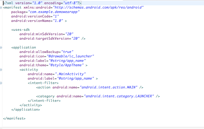 how to develop an android app using java