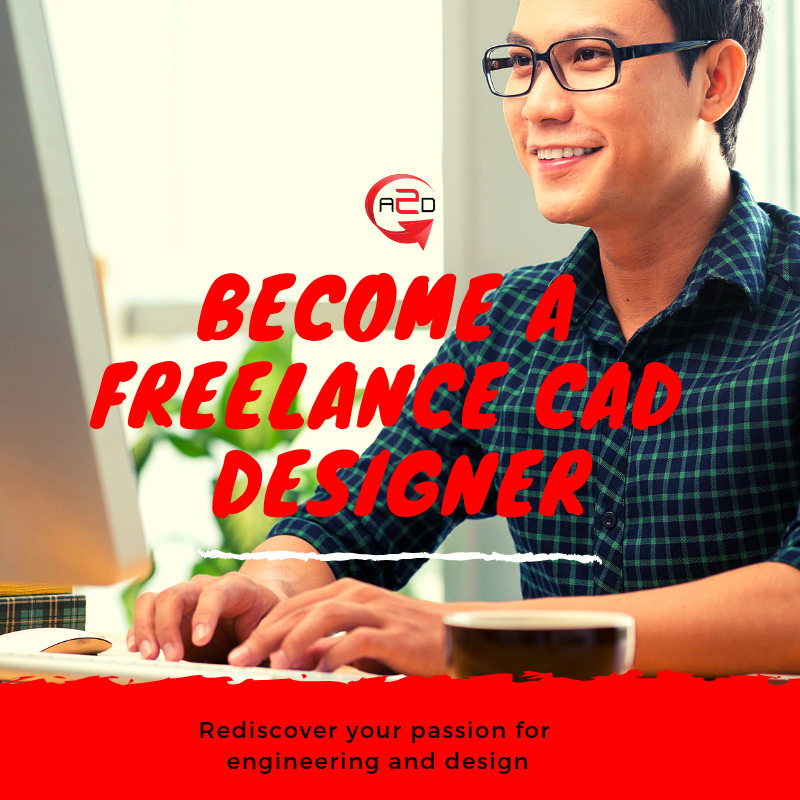 How To Become A Freelance Cad Designer By Bassanio Peters Iii Assist 2 Develop Medium