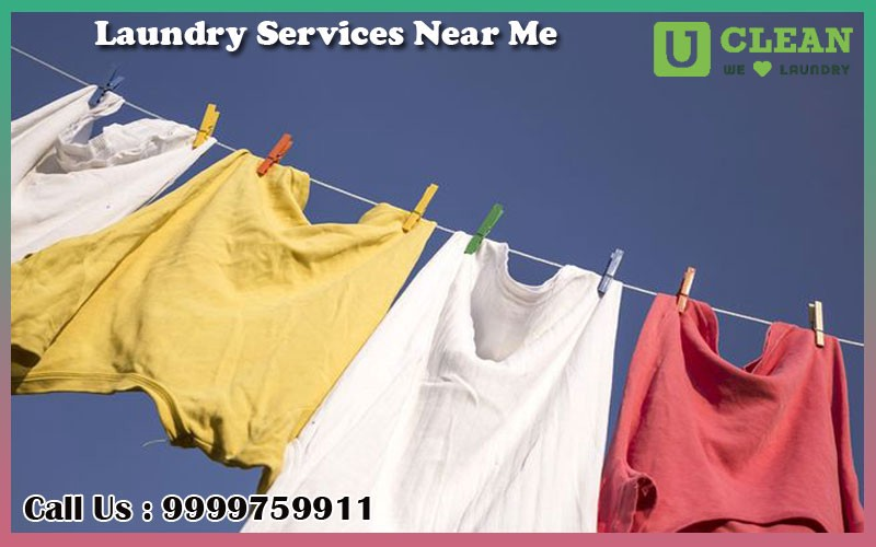 How Laundry Services Save Your Lot Of Time And Money By Uclean Official Medium