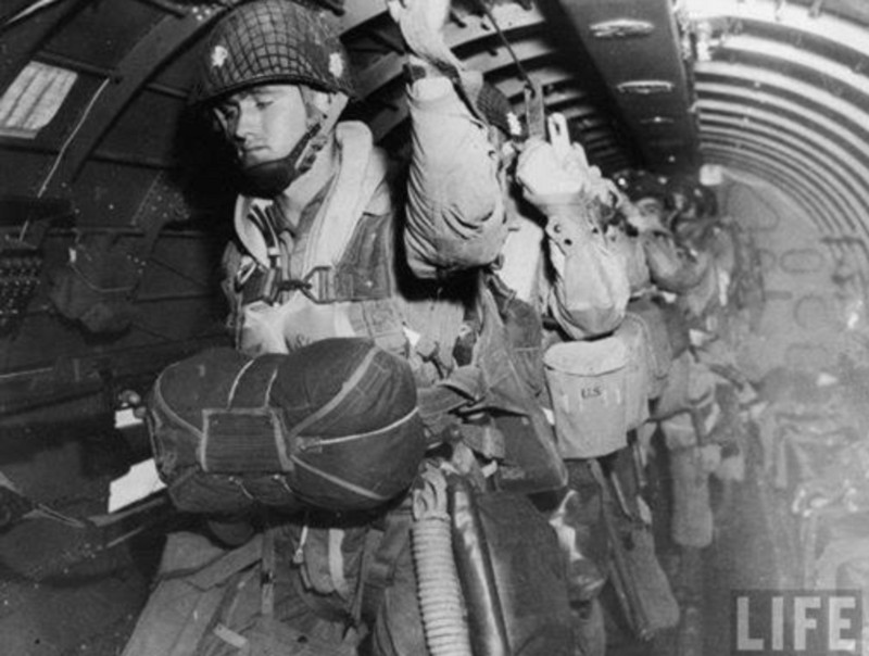 American airborne landings in Normandy  Wikipedia