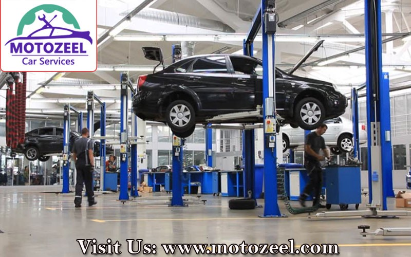 How To Extend The Life Of Your Vehicle Through Repairing Services By Motozeel L Car Repair Service Center Delhi Medium