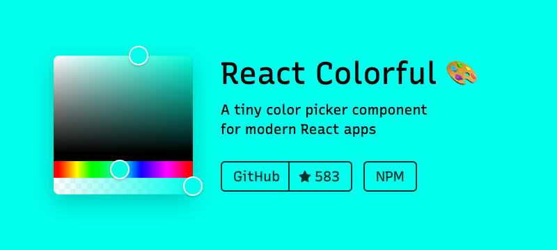React Colorful: A Minimalist and Fast Alternative to React Color