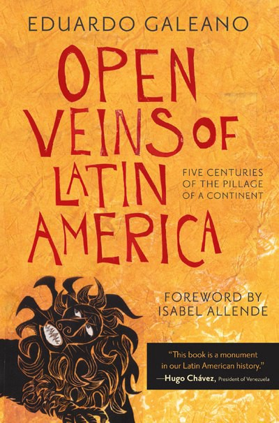 Book Review: The Open Veins of Latin America