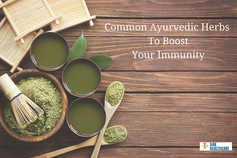 Common Ayurvedic Herbs To Boost Your Immunity