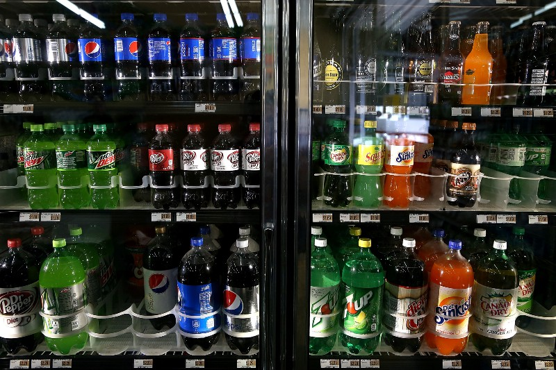 San Francisco Bay Area approves taxes on sugary drinks