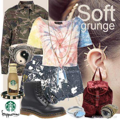 Stores that sell grunge clothing