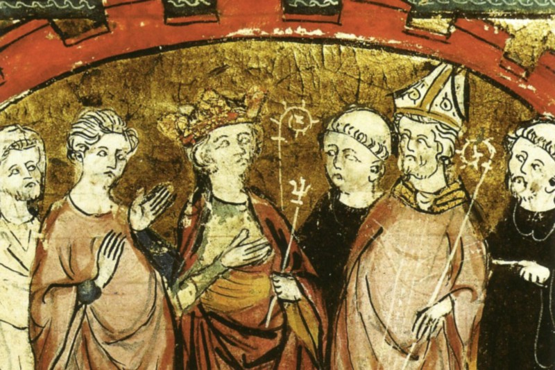 Did Saunière find evidence that the Merovingian dynasty had not died out?