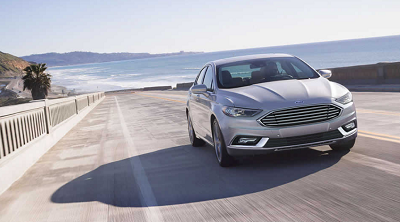 Enjoy Your Rides With The All Around 2017 Ford Fusion From A