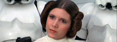 The Secret To Carrie Fisher S Famous Princess Leia Hair Buns By