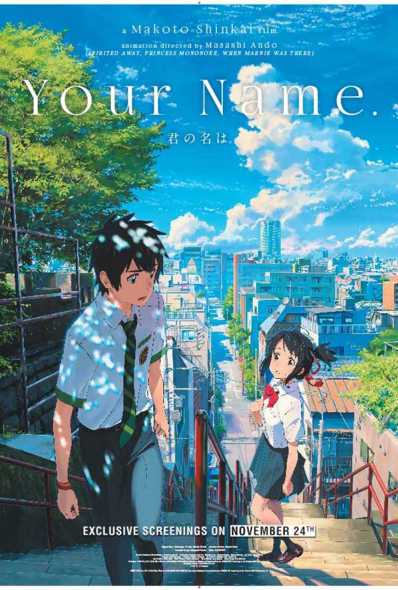 Watch Your Name Full 4k Movies 123movies 2016 Download