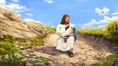 Lord Jesus Story,parable of the lost sheep