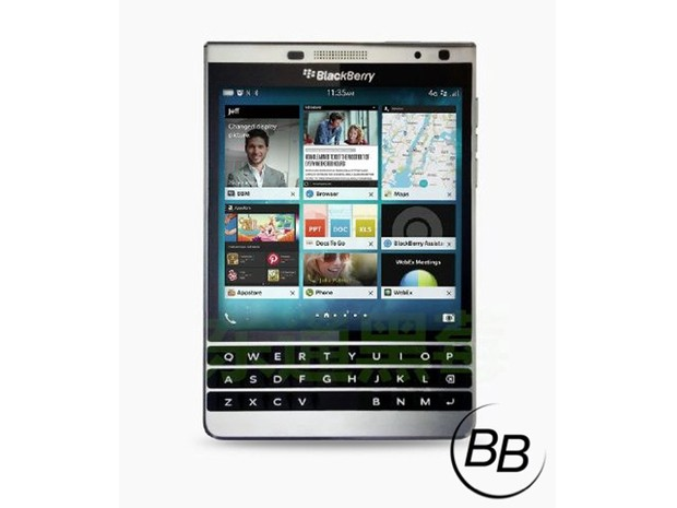Blackberry Launches Oslo