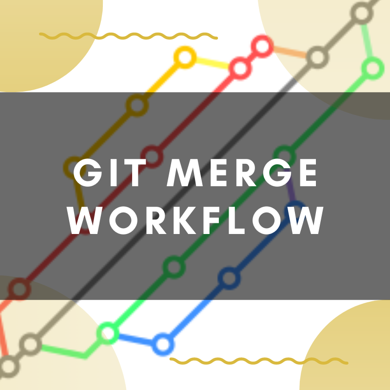 Git Merge: A Git Workflow explained