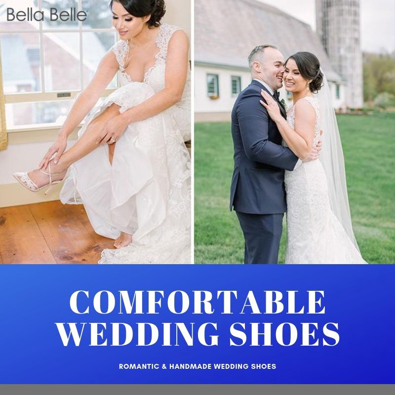 Comfortable Wedding Shoes Bella Belle Shoes Medium