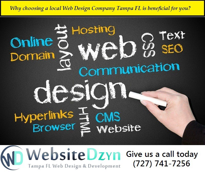 Why Choosing A Local Web Design Company Tampa Fl Is Beneficial For You By Kristie Felix Medium