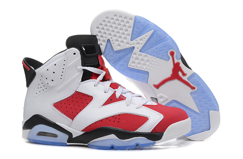 Sean's Top 10 Sneakers. Carmine 6s -The