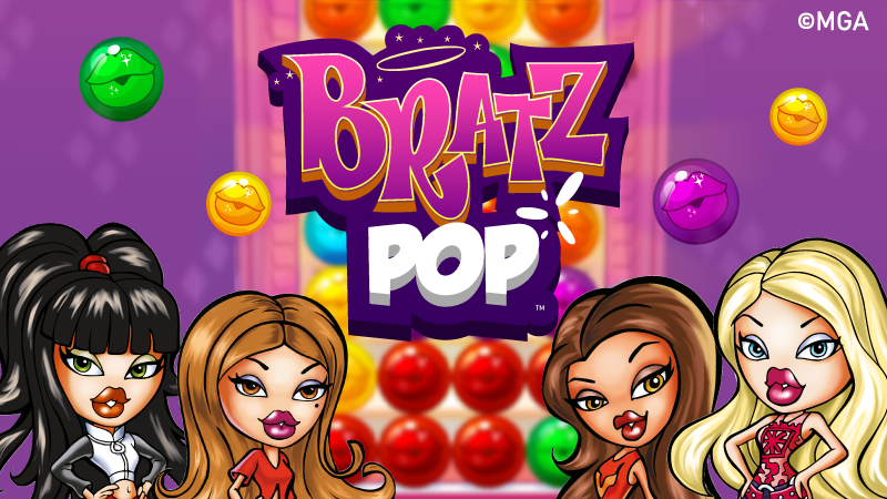 Bratz® just arrived at GAMEE!