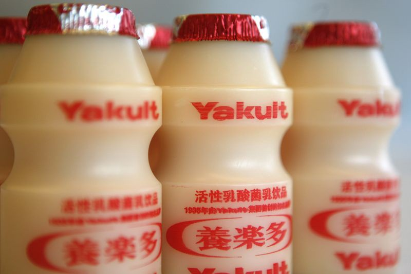 when to drink yakult for weight loss