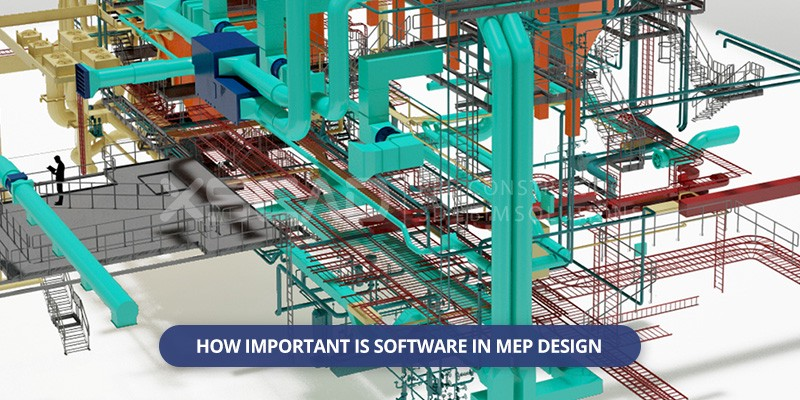 How Important Is Software In Mep Design By Kuldeep Bwail Medium