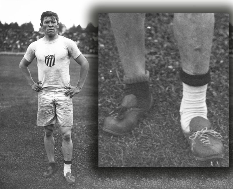 Jim Thorpe won two Gold medals with