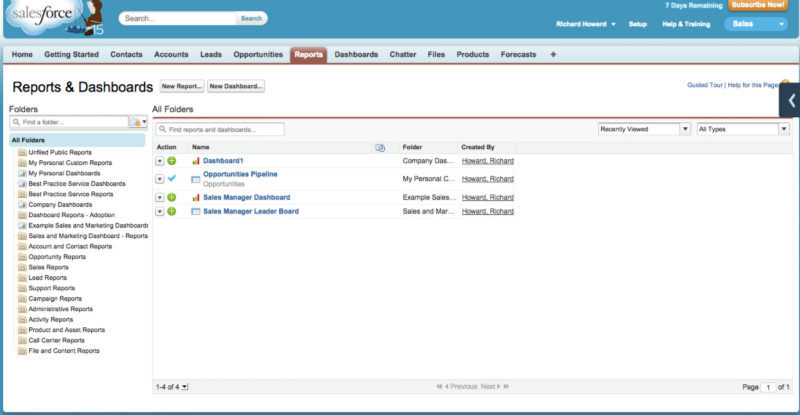 how to look up qa in salesforce