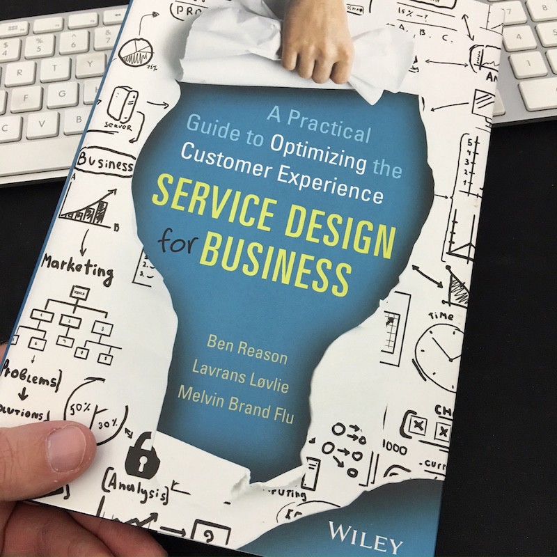 Book Review Service Design For Business 2015 By Erik Flowers Practical Service Design