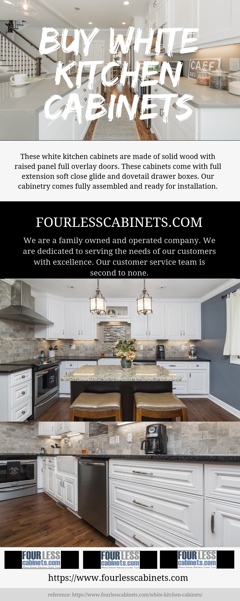 Buy White Kitchen Cabinets Four Less Cabinets Four Less