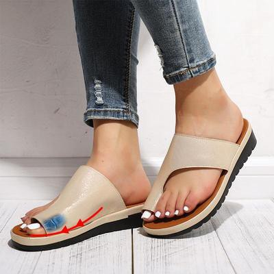 These Sandals are Specially Designed for Bunion Feet
