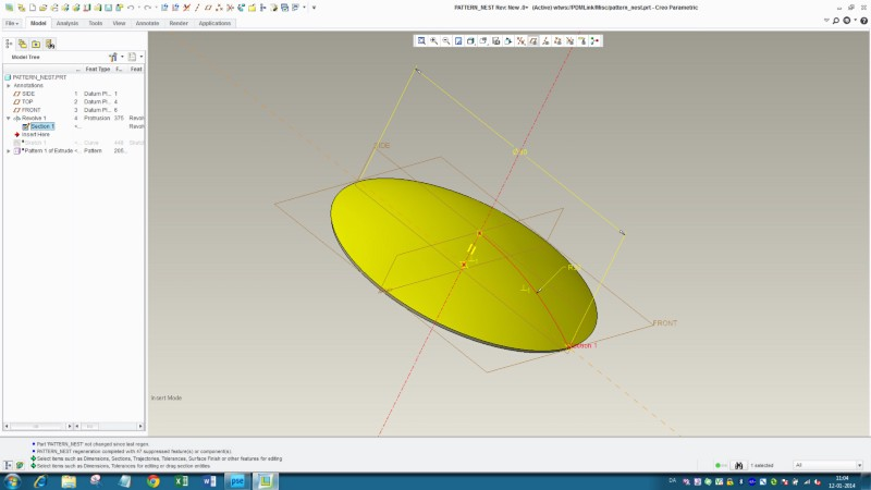 how to create sketch curved surface fusion360