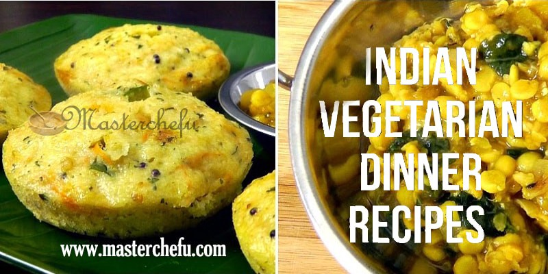 Healthy Indian Vegetarian Dinner Recipes By Food Recipes Medium