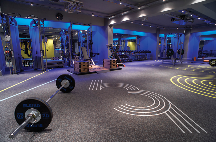 6 Most Innovative Gyms In The World Bbc Medium