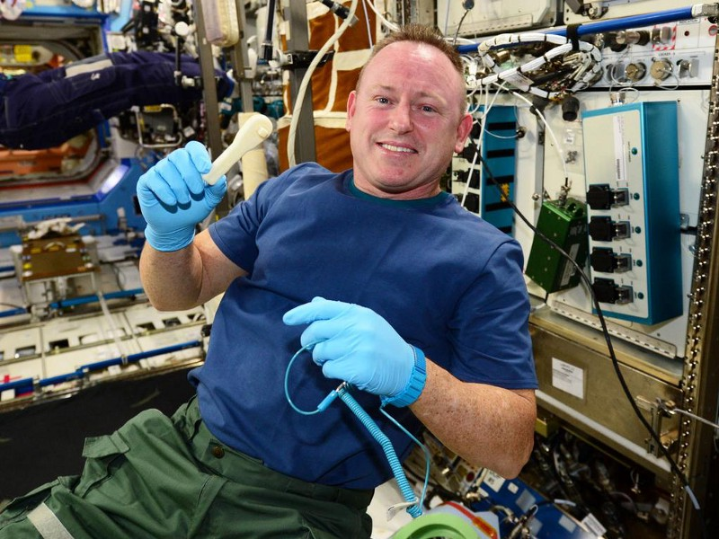 "How We ""Email"" Hardware To Space"