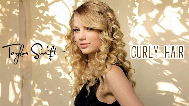 7 Best Taylor Swift Curly Hair Inspiration To Make You Feel Like Princess By Layla Hair Medium