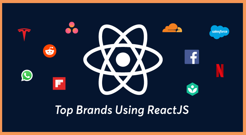 Top 25 Companies Brands Using Reactjs Development By Spec India Frontend Weekly Medium